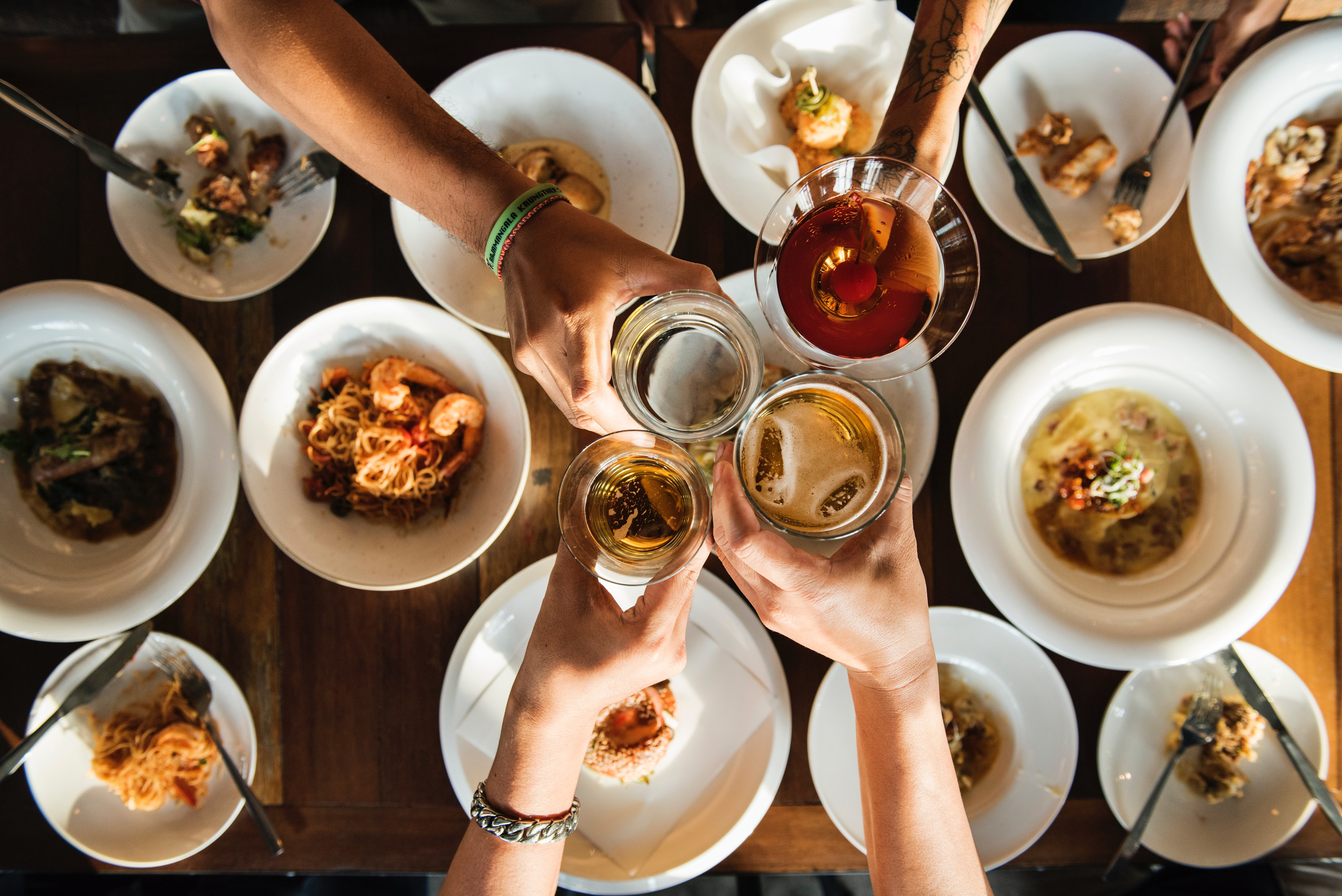 Eten drinken in arnhem